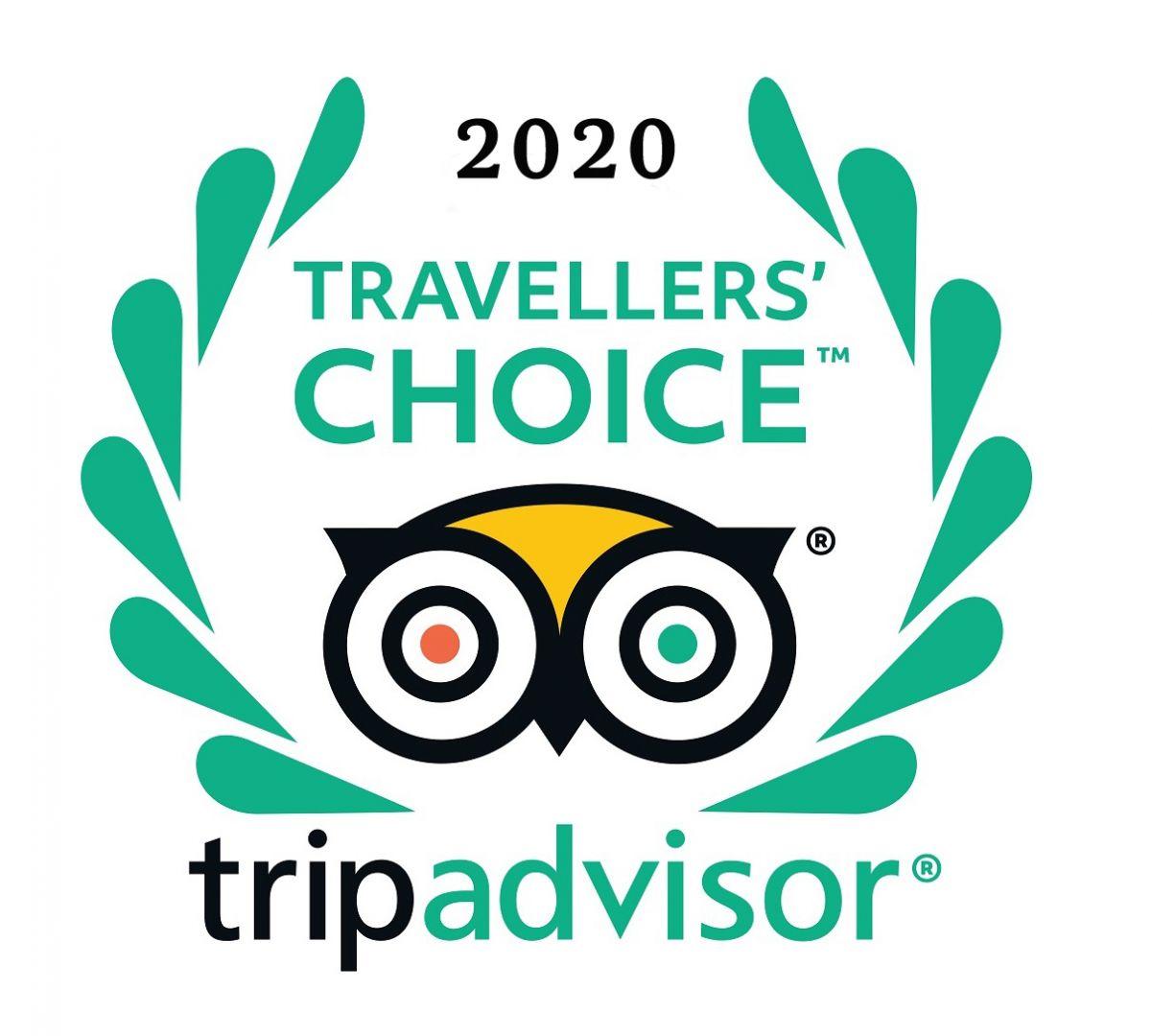 Trip Advisor's Traveler's Choice Award Winner
