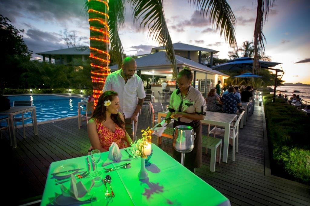 Splash Bar & Grill Honiara Heritage Park